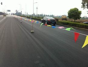 北二环改造道路加宽 9号起进行全封闭施工