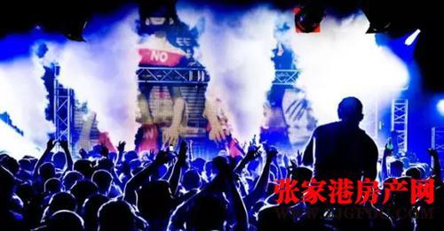 张家港吾悦广场9月12日亮灯盛典隆重启幕