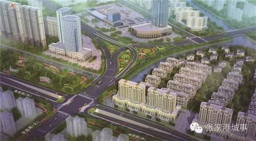 港市《市区交通节点疏导工程方案》公示